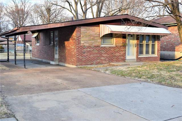9119 Trefore Avenue, St Louis, MO 63134 (#20012804) :: Clarity Street Realty