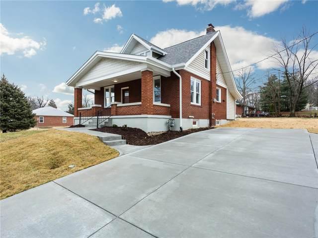 2742 Yaeger Road, Oakville, MO 63129 (#20012827) :: RE/MAX Vision