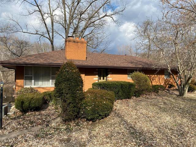 5727 Old Keebler, Collinsville, IL 62234 (#20012847) :: RE/MAX Vision