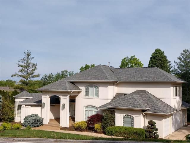 12617 Rott Road, Sunset Hills, MO 63127 (#20012885) :: Kelly Hager Group | TdD Premier Real Estate