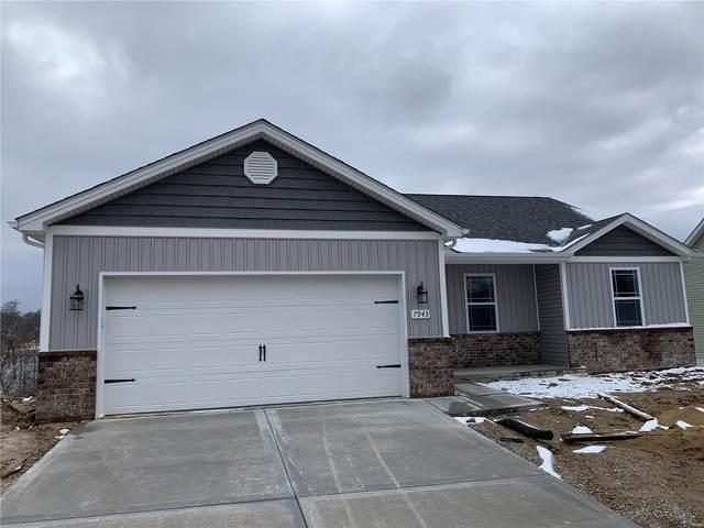 7943 Sonora Ridge, Caseyville, IL 62232 (#20012893) :: RE/MAX Vision