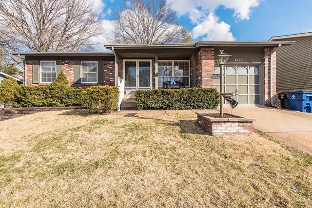 4322 Martyridge Drive, St Louis, MO 63129 (#20012953) :: RE/MAX Vision