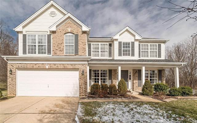 101 Birchwood Trail, Maryland Heights, MO 63043 (#20012972) :: RE/MAX Vision