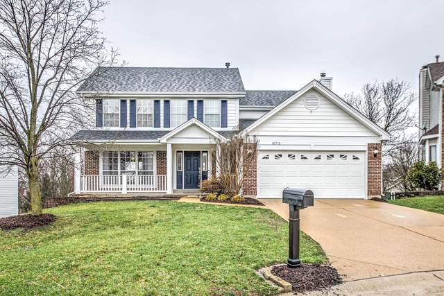 16715 Kingstowne Estates Drive, Wildwood, MO 63011 (#20012986) :: Matt Smith Real Estate Group