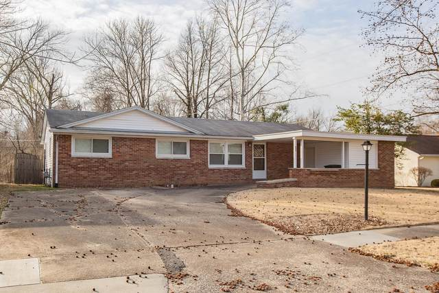 804 S Emerald, CARBONDALE, IL 62901 (#20013079) :: Clarity Street Realty