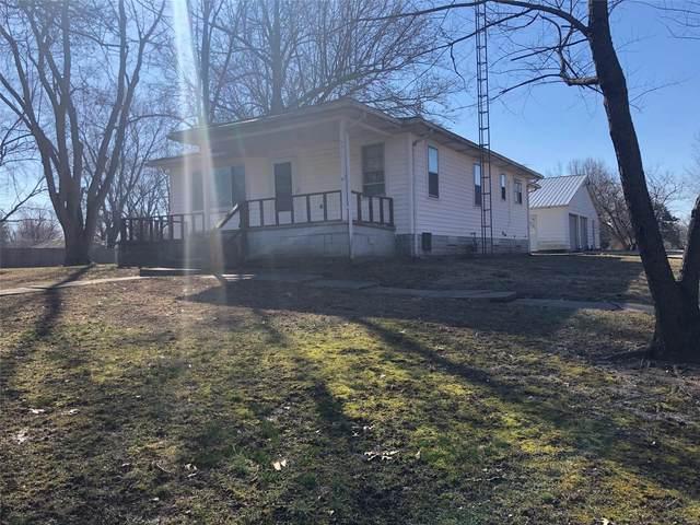207 W Chestnut, ODIN, IL 62870 (#20013089) :: Matt Smith Real Estate Group