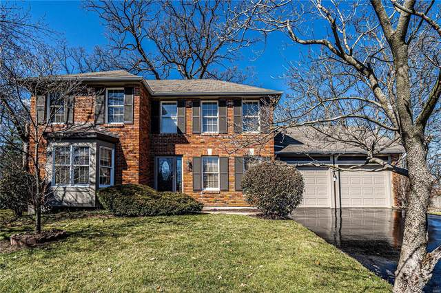 23 Webster Oaks, St Louis, MO 63119 (#20013106) :: Clarity Street Realty