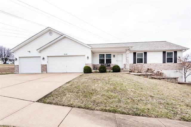 3141 Rosedale Drive, Arnold, MO 63010 (#20013124) :: RE/MAX Vision