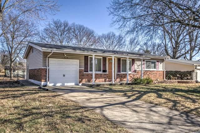11028 Ebert Drive, St Louis, MO 63136 (#20013145) :: Clarity Street Realty