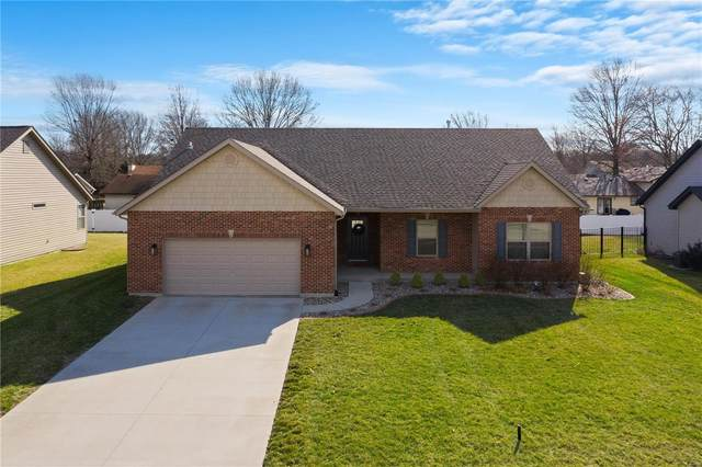 495 Wernings Drive, Columbia, IL 62236 (#20013184) :: Clarity Street Realty