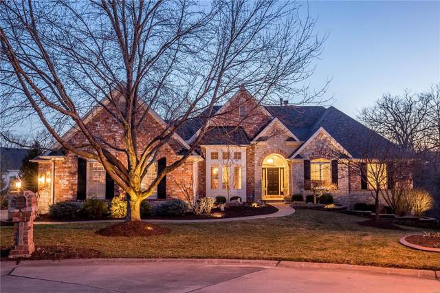 4119 Austin Bluff Court, Saint Charles, MO 63304 (#20013224) :: Kelly Hager Group | TdD Premier Real Estate