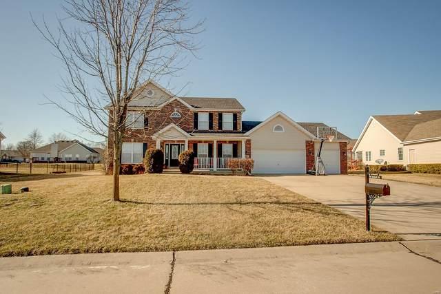 1191 Docklow, Belleville, IL 62221 (#20013253) :: Clarity Street Realty