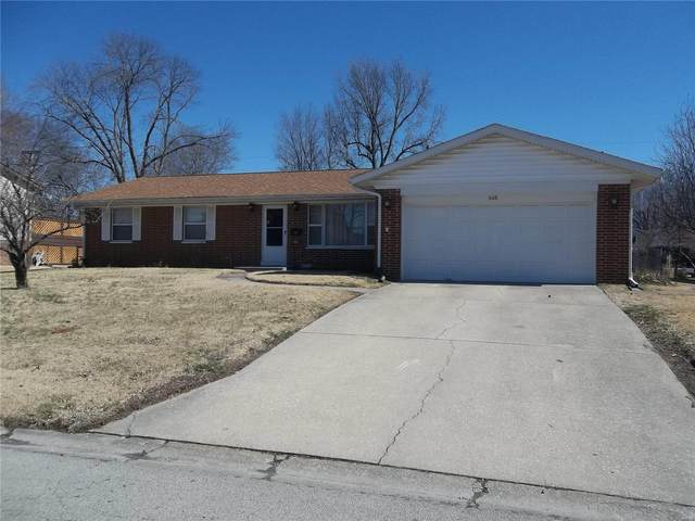 606 N Cherry Street, O'Fallon, IL 62269 (#20013357) :: Fusion Realty, LLC