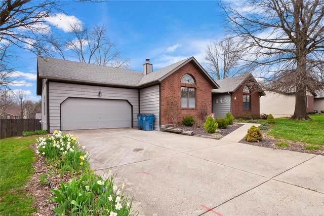 213 Southridge Drive, Shiloh, IL 62269 (#20013385) :: Clarity Street Realty