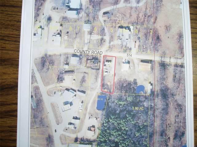 86 S Co. Rd. 514, Wappapello, MO 63966 (#20013440) :: Matt Smith Real Estate Group