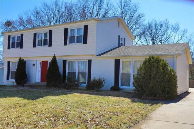 12008 Greenwalk, St Louis, MO 63146 (#20013489) :: Sue Martin Team