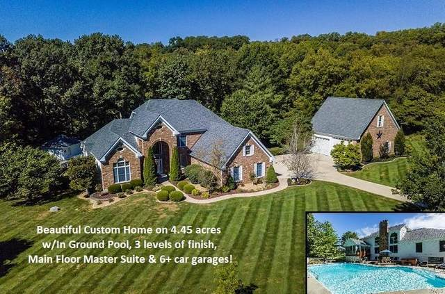 221 Northlind Drive, Defiance, MO 63341 (#20013541) :: Parson Realty Group