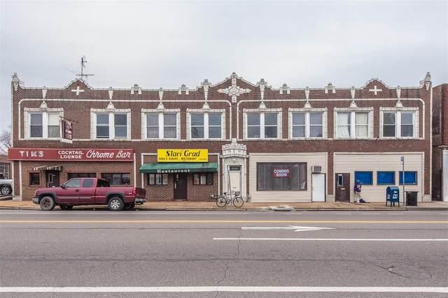 4736 Gravois Avenue, St Louis, MO 63116 (#20013565) :: Matt Smith Real Estate Group