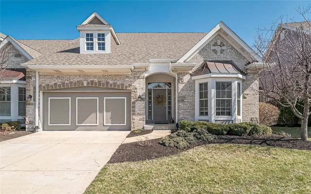 908 Chesterfield Villas Circle, Chesterfield, MO 63017 (#20013613) :: Clarity Street Realty