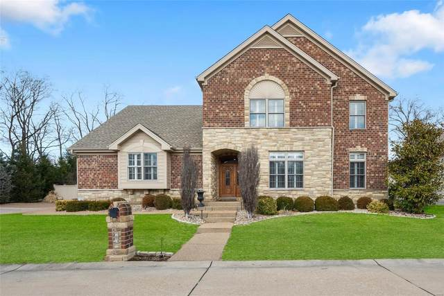 23 Bogey Club Lane, Saint Charles, MO 63303 (#20013627) :: The Becky O'Neill Power Home Selling Team