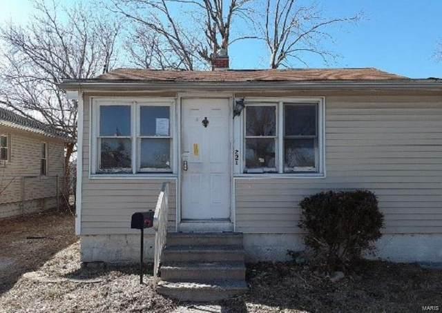221 Washington Avenue, East Alton, IL 62024 (#20013637) :: Tarrant & Harman Real Estate and Auction Co.