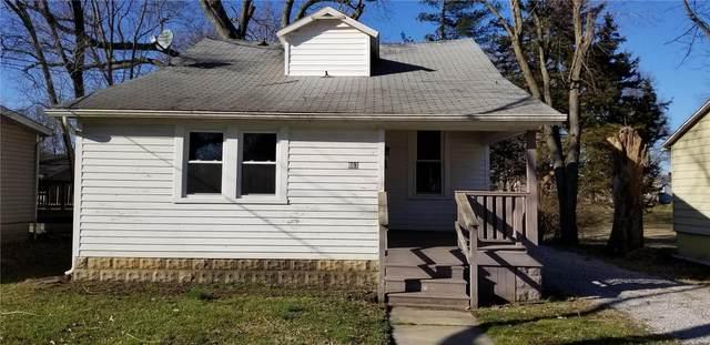 863 W Vernor, NASHVILLE, IL 62263 (#20013675) :: Matt Smith Real Estate Group