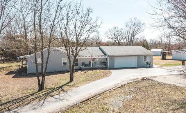 15660 County Road 7100, Rolla, MO 65401 (#20013677) :: Matt Smith Real Estate Group