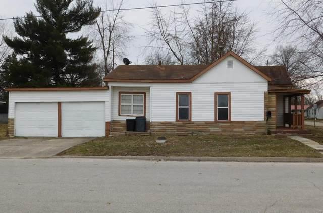 201 Seneff, Salem, IL 62881 (#20013685) :: Matt Smith Real Estate Group