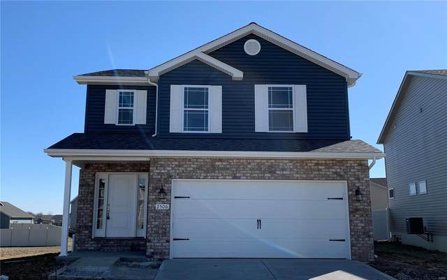 2506 London Lane, Shiloh, IL 62221 (#20013796) :: The Becky O'Neill Power Home Selling Team