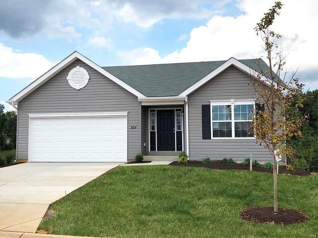 17408 Wyman Ridge Drive, Eureka, MO 63025 (#20013805) :: Parson Realty Group
