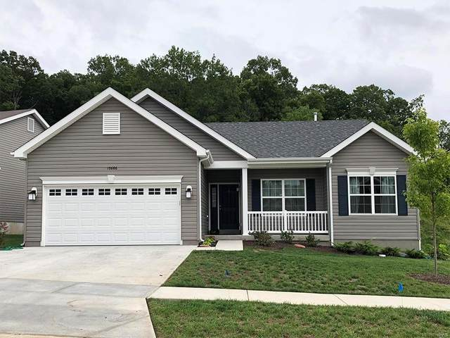 5234 Eagle Wing Court Uc, Eureka, MO 63025 (#20013822) :: Clarity Street Realty