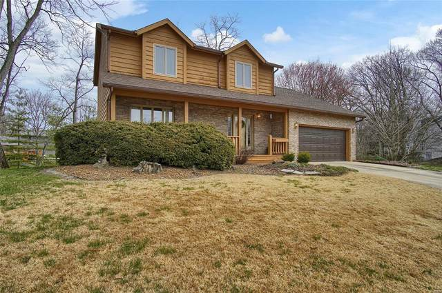8 Driftwood Lane, Collinsville, IL 62234 (#20013868) :: Fusion Realty, LLC