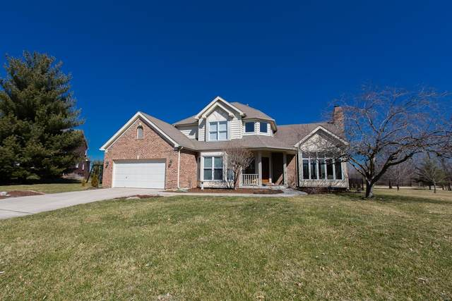 2 Second Fairway Court, Belleville, IL 62220 (#20013873) :: St. Louis Finest Homes Realty Group