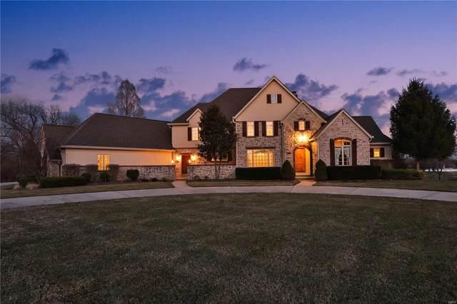 1220 Carleton Lane, Shiloh, IL 62221 (#20013914) :: Kelly Hager Group | TdD Premier Real Estate