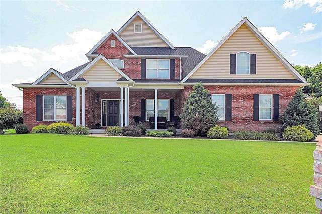 813 Cimarron Circle, Farmington, MO 63640 (#20013918) :: St. Louis Finest Homes Realty Group