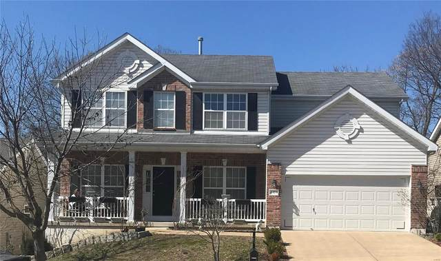 4419 Worthington Place Drive, St Louis, MO 63129 (#20013939) :: Kelly Hager Group   TdD Premier Real Estate