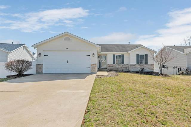 516 Turkey Call Court, Troy, MO 63379 (#20013942) :: Clarity Street Realty