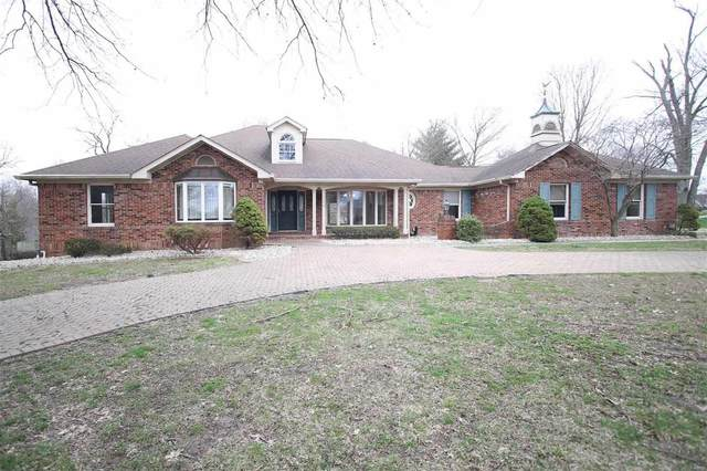 109 Red Fox Road, Belleville, IL 62223 (#20013947) :: Clarity Street Realty
