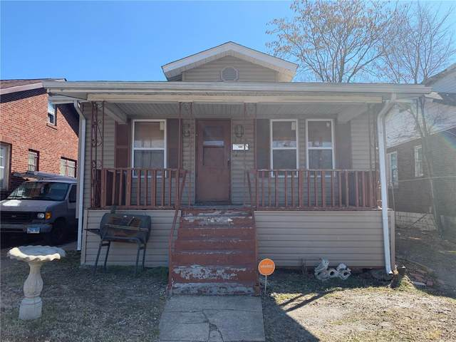 424 N 24th Street, East St Louis, IL 62205 (#20013956) :: Clarity Street Realty