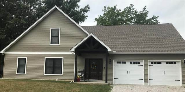 5 Edgewater Beach, CARLYLE, IL 62231 (#20014032) :: Fusion Realty, LLC