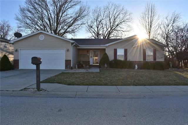 433 Miranda Drive, Dupo, IL 62239 (#20014048) :: Fusion Realty, LLC