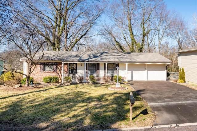 1346 Barkman Dr, St Louis, MO 63146 (#20014069) :: Sue Martin Team