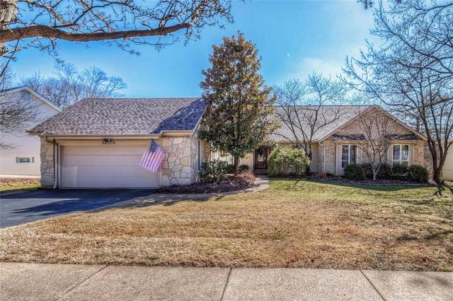 14728 Chesterfield Trails Drive, Chesterfield, MO 63017 (#20014083) :: Clarity Street Realty