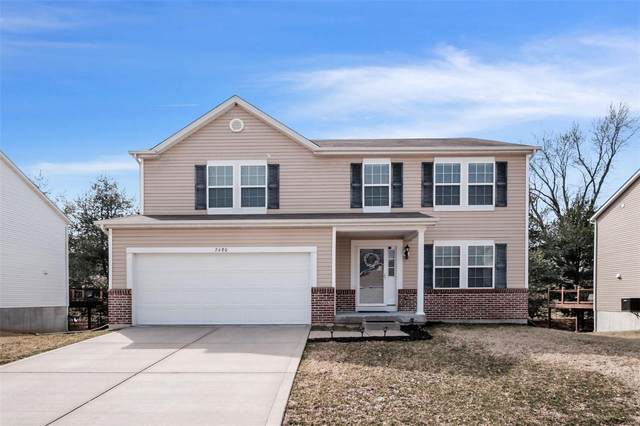 2680 Valley Brook Drive, Florissant, MO 63031 (#20014183) :: The Becky O'Neill Power Home Selling Team