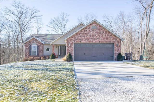 15019 Carriage Oaks, Wright City, MO 63390 (#20014190) :: Clarity Street Realty