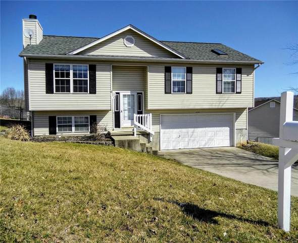 4334 NW Point, House Springs, MO 63051 (#20014269) :: Clarity Street Realty