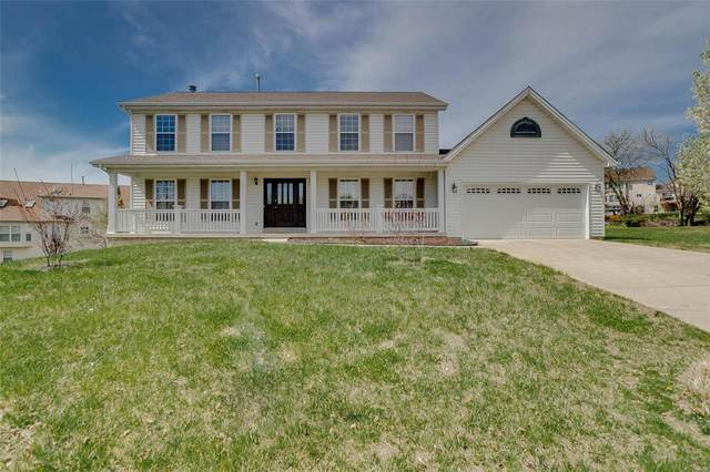 12 Bentley Ridge Court, Saint Charles, MO 63303 (#20014272) :: Kelly Hager Group | TdD Premier Real Estate