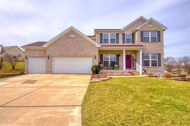 4387 Westhampton Place Court, Saint Charles, MO 63304 (#20014286) :: Clarity Street Realty