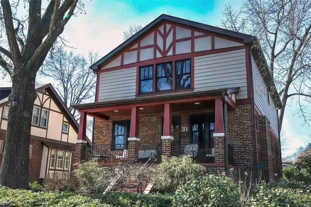 31 Saint Charles Place, Shrewsbury, MO 63119 (#20014299) :: St. Louis Finest Homes Realty Group