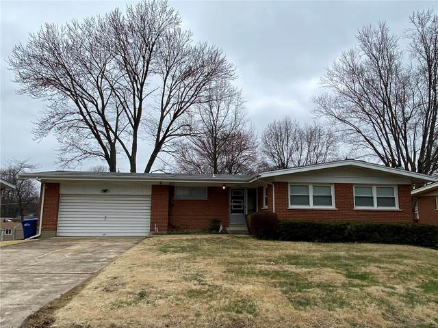 1505 Zurich, Florissant, MO 63031 (#20014307) :: Clarity Street Realty
